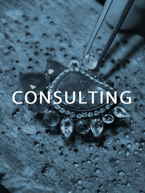 Asimi Art Consulting for Jewellery Businesses and Brands